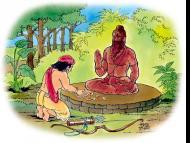 Arjuna versus Ekalavya