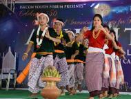 Festivities at ISKCON Manipur