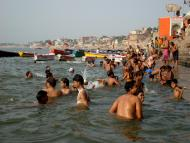 'Special' properties of Ganga