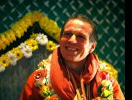 Sacinandana Swami's Sahajiya Gratitude