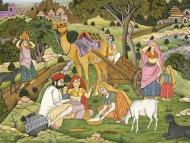 Vedic Art: Indian Miniature Painting, Part 3