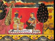 Vedic Art: Indian Miniature Painting, Part 18