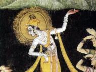Vedic Art: Indian Miniature Painting, Part 23