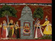 Vedic Art: Indian Miniature Painting, Part 24