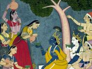 Vedic Art: Indian Miniature Painting, Part 25