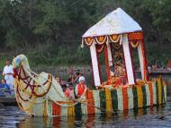 Yamuna Boat Festival 2017