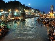 Ganga Rights Equal to Humans