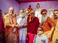 Meeting The Dalai Lama in Vrindavan