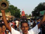 Lord Lingaraj's Annual Sojourn Starts