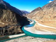The Sindhu River