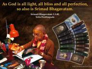Ambrosial Srimad Bhagavatam