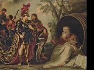 Saint Cynic and modern cynics