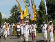 New Preaching Center Inauguration in Negara, Bali