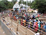 Puri Deities Ready for Return Journey