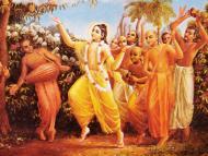 The Specialty of Sriman Mahaprabhu's Dance at Rathayatra