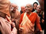 What It Was Like To Be With Prabhupada?