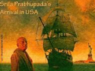 Srila Prabhupada's Arrival in America