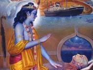 """Swamiji at Sea"" drama script"