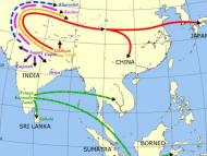 Vedic Roots of China and Japan