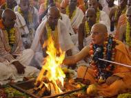 Vedic legitimacy of its 'brahmin diksha'