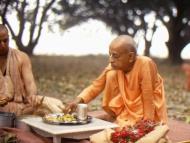 Are food offered through bogus ISKCON gurus not Krishna Prasadam?