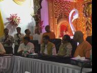 The Chief Minister Visits ISKCON Ujjain