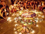 Srila Prabhupada writes about the observance of Diwali