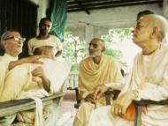 Second Conversation With Srila Sridhara Maharaja