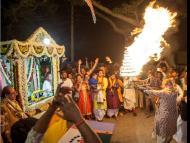 Kartik Purnima Celebrated in Vrindavan