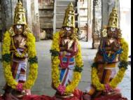 The three states of devotion of the mudal-alwars
