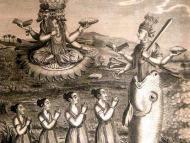 India Through the Eyes of Europe – Matsya Avatara
