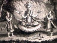 India Through the Eyes of Europe - Lord Buddha