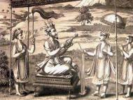 India Through the Eyes of Europe - Vamana Avatara