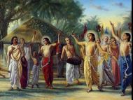 Lord Shri Chaitanya, His Welfare Activities