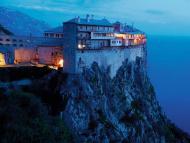 Monks of Mount Athos