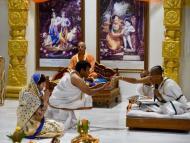 Nine devotees in USA get initiated as disciples of Srila Prabhupada