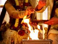 The Sacred Fire and Agni