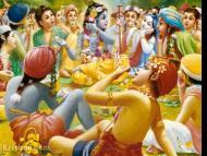 The Prasadam Addict