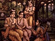 Triumph of Lord Ramacandra