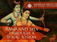 Rama and Sita through a Yogic Vision