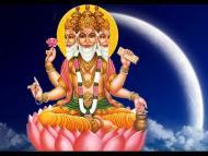 Worship of Lord Brahma, Part 67