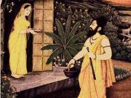 The Story of Shaubhari Muni