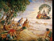Causeless mercy of Krishna