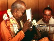 The Adjucative Burden Is On GBC, Not the Swami