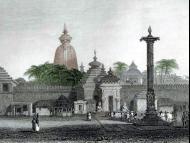 Shree Jagannatha Temple at Puri