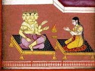 Worship of Lord Brahma, Part 108