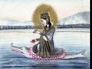 Sri Ganga-puja