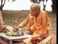When Does Food Become Prasadam?
