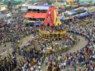 Stage Set for Puri Jagannatha's Annual Sojourn
