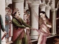 Draupadi – dishonored yet honorable